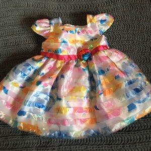 Girl dress. 3-6 months